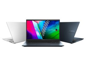 Asus Vivobook Pro launched with an OLED