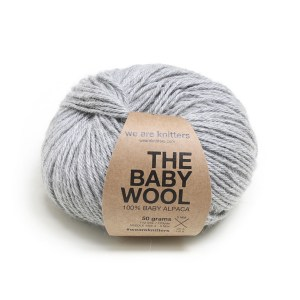 Baby wool Gris Nana Rose