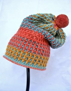 Just Peachy free crochet pattern