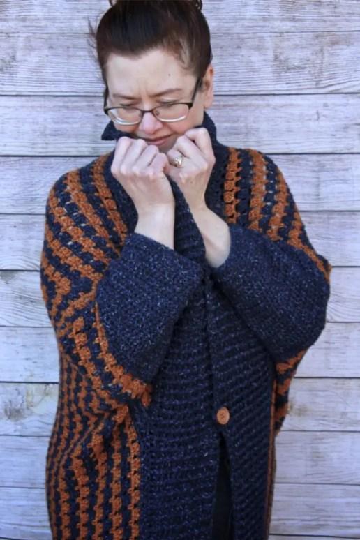 Comfy Kimono Blanket Cardigan