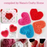 Valentine's Day Projects to Crochet Free Patterns!