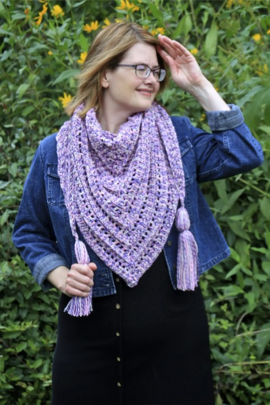 So Long Summer Scarf Free Crochet Pattern Nanas Crafty Home