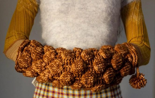 Embrace Hand Muff Crochet Pattern + Knitcrate Giveaway