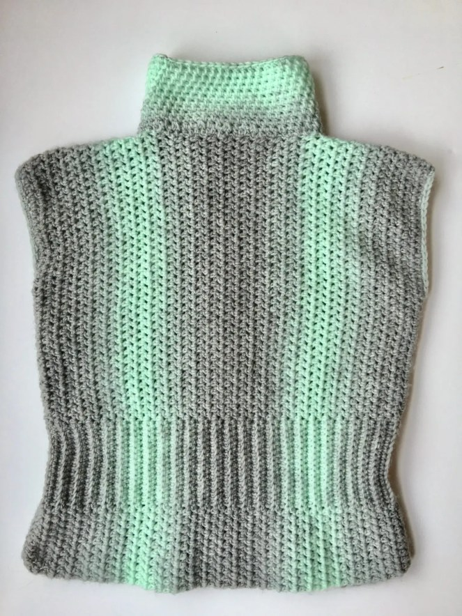 Boho Vest Triangle Trio Crochet Pattern Complete Video Tutorial