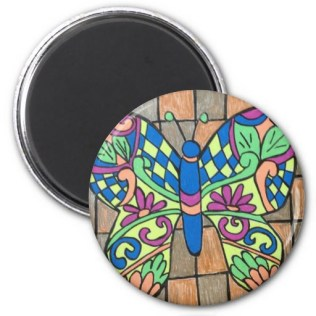 butterfly-magnet
