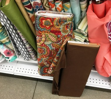 fabric at store 1