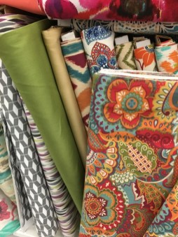fabric at store 2