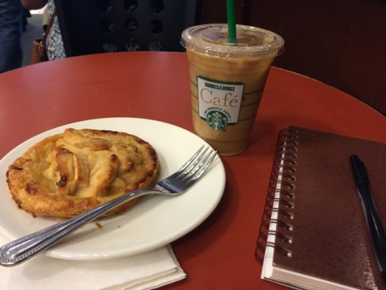 barnes and noble coffee