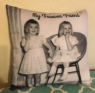 sisters pillow side 2