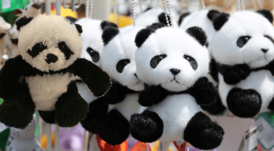 panda and toys 3