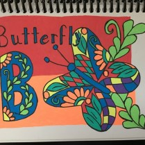 butterfly small