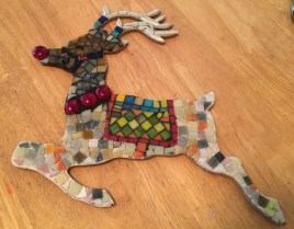 reindeer partial grout