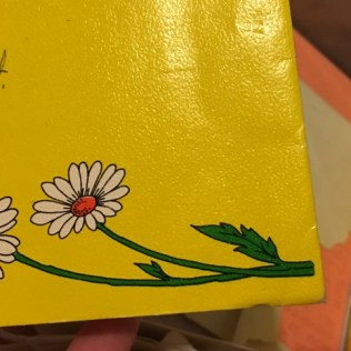 yellow stationery