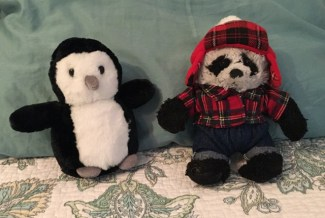panda and penguin 2