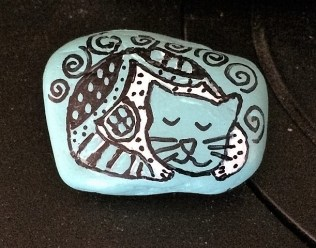 blue cat rock