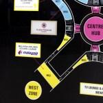 クアラルンプール国際空港 マレーシア航空ゴールデンラウンジ