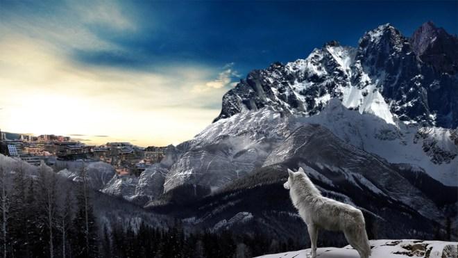 狼と七匹の子山羊-グリム童話-狐人的あらすじ-イメージ