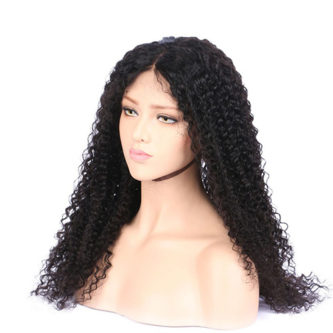 lace wig human hair Brazilian curly