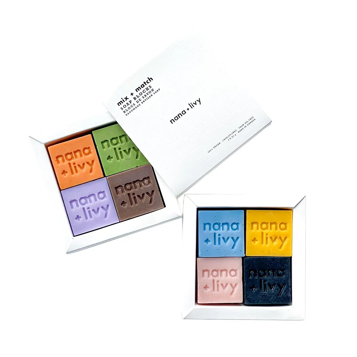 Mix + Match Soap Block Mini Gift Set