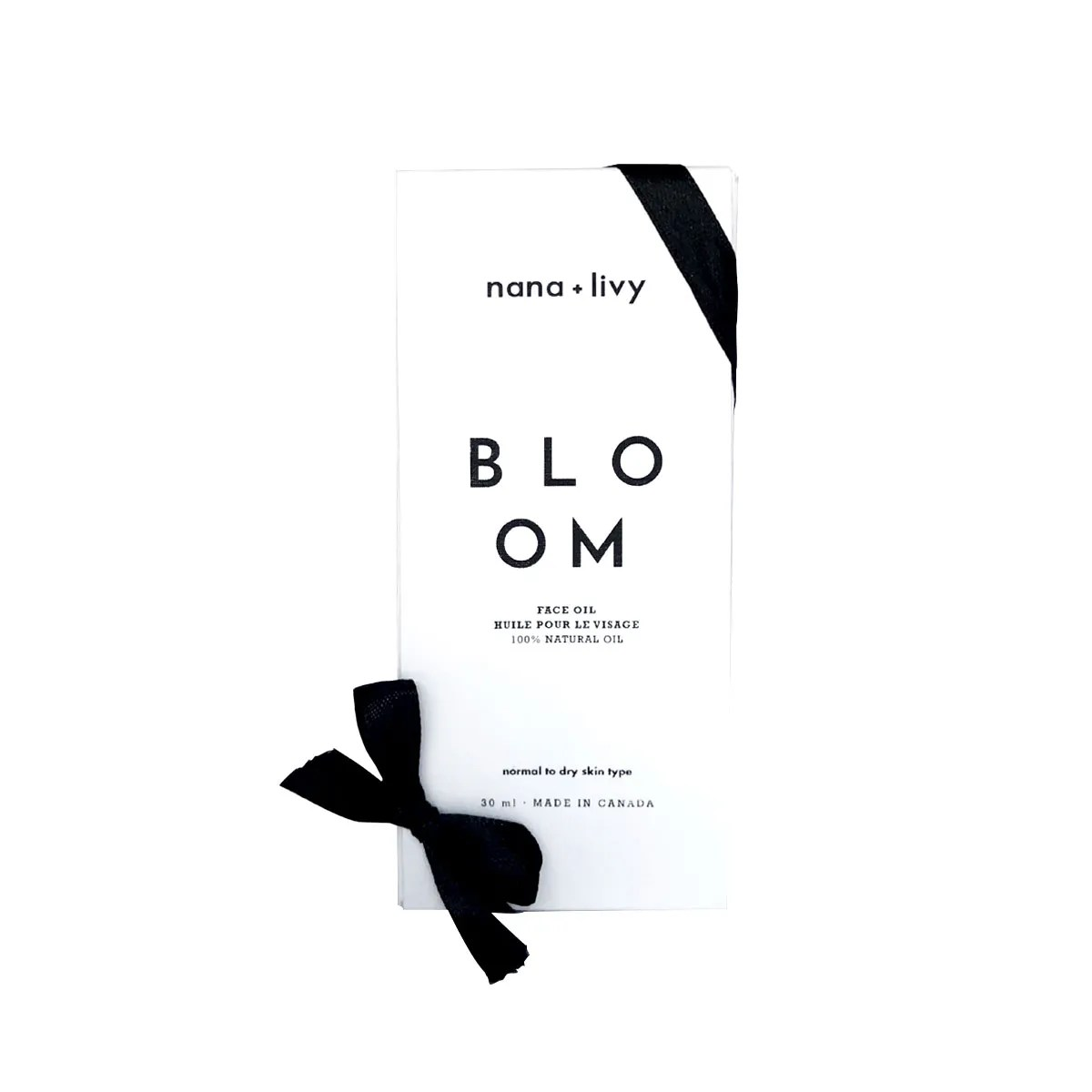 Bloom Face Oil