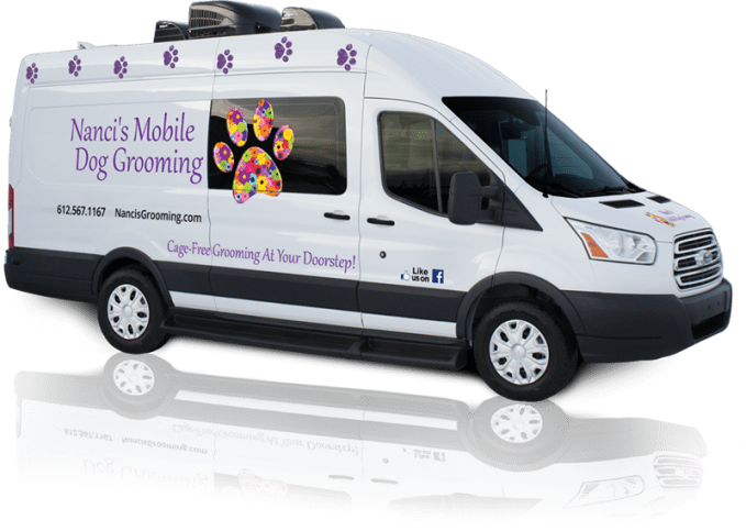 Nanci's Mobile Dog Grooming | Coming Soon to a Driveway ...