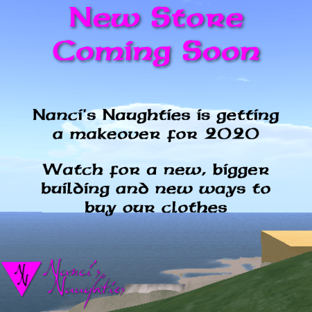 A new Nanci's Naughties store is coming soon