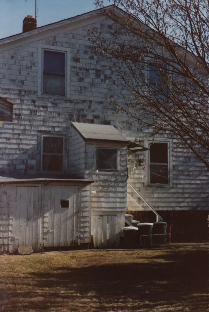 121 Clifton St - 1989 - back