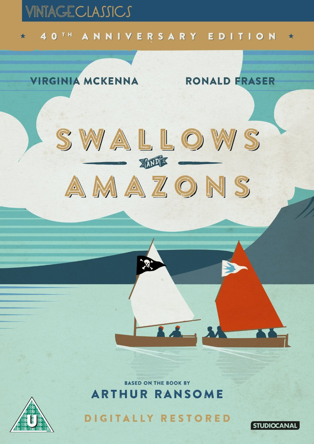 Swallows And Amazons 40th Anniversary Special Edition Dvd