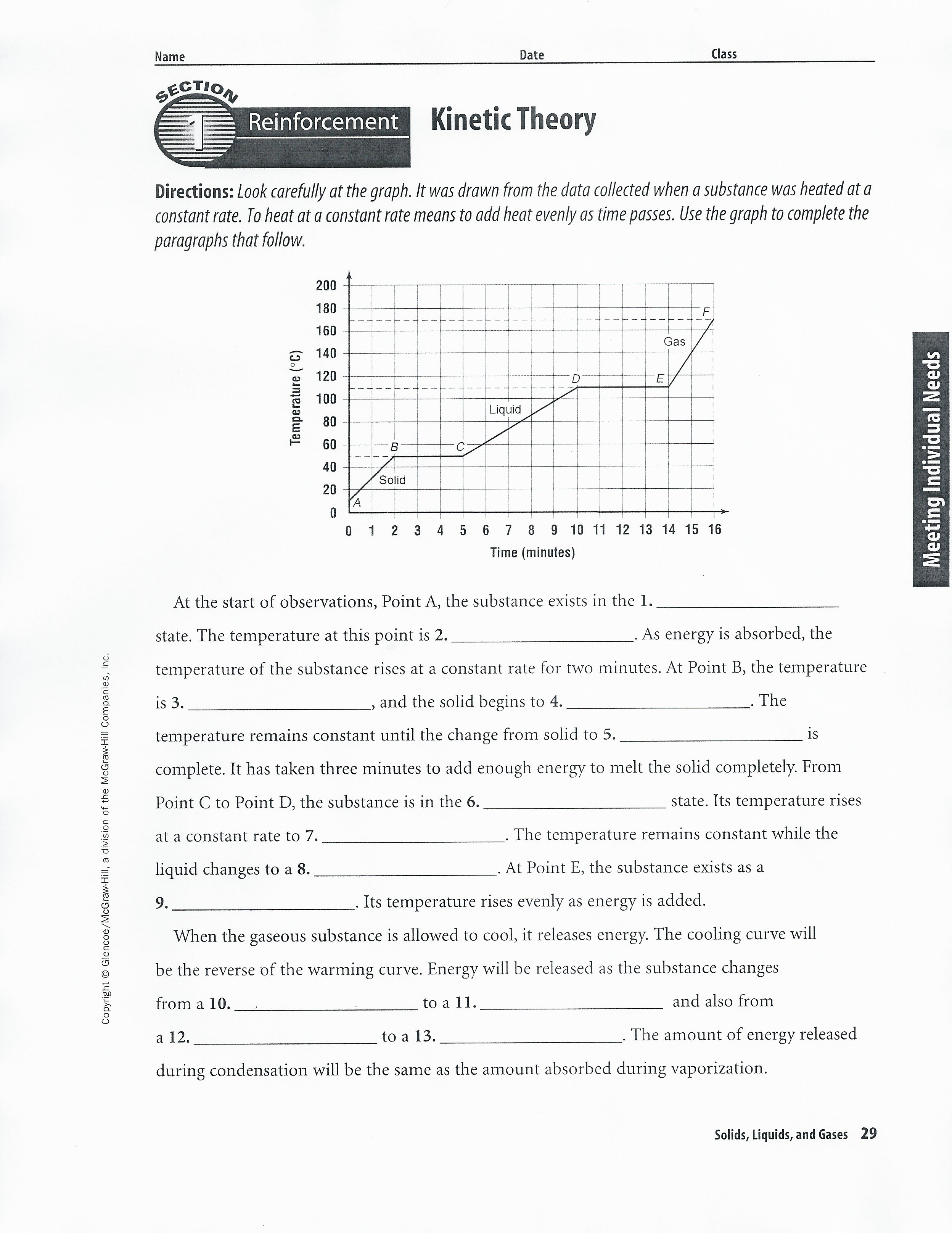 Printables Of Newton S Second Law Of Motion Worksheet Quizlet