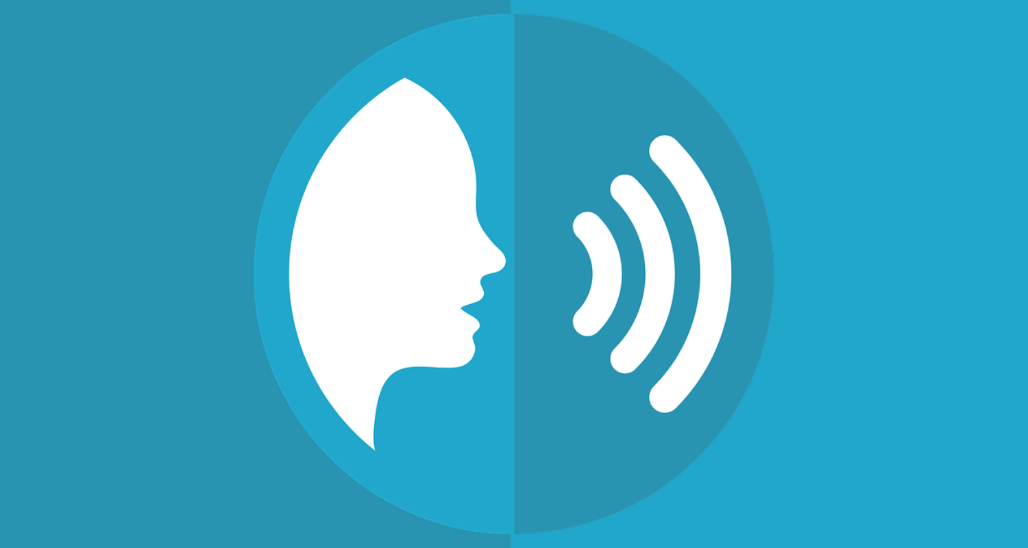 web-writing-natural-language-voice-search-icon