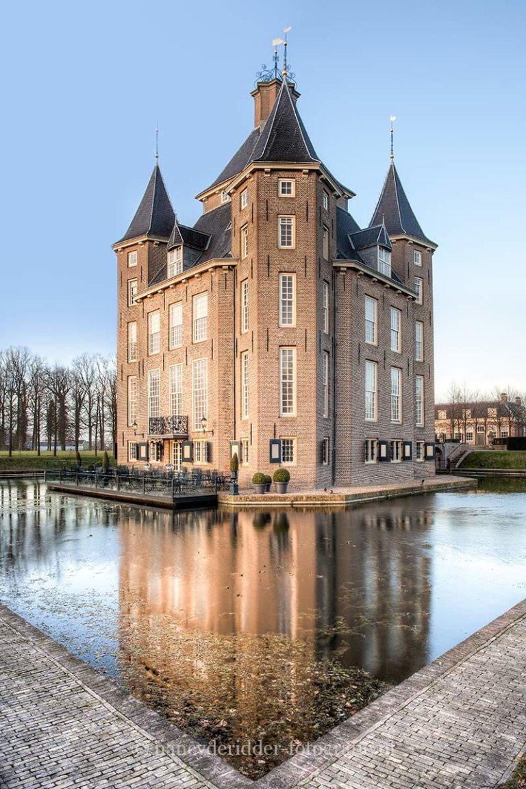 kastelen, kasteel Heemstede, geschiedenis