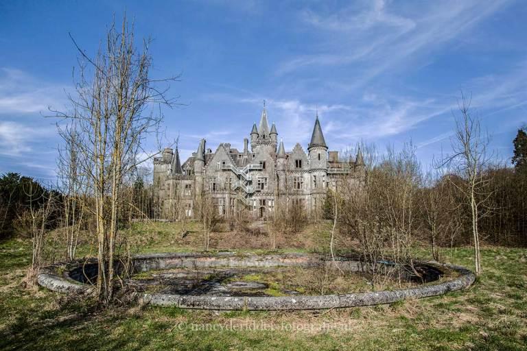 Chateau de Noisy, Urbexlocatie