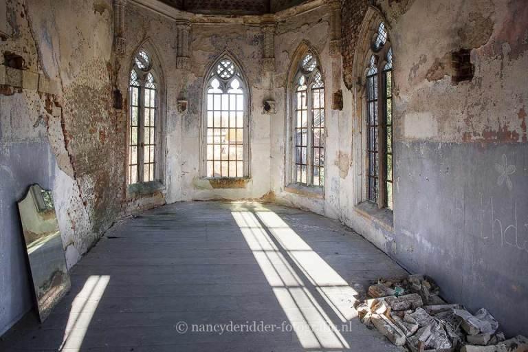 chateau hogemeijer, verlaten kasteel, urbexlocatie