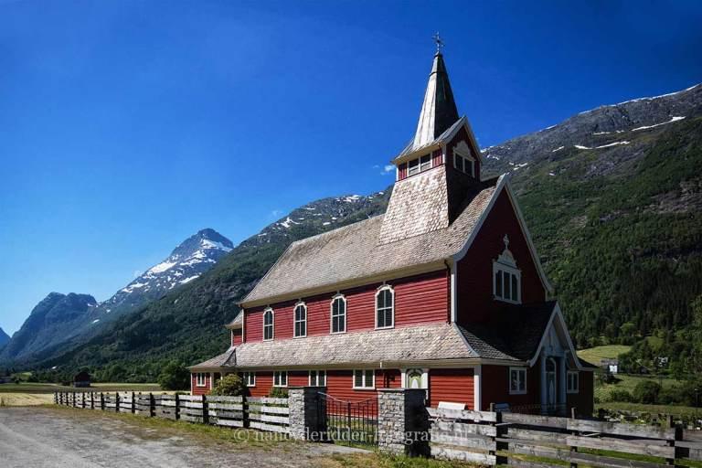 Noorwegen, fjorden, reizen, olden