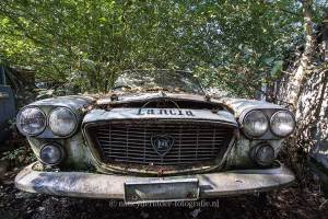 Viva Lancia, automerk, verlaten, Urbexlocatie
