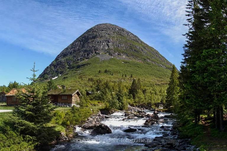 Noorwegen, fjorden, reizen, ovtestolen