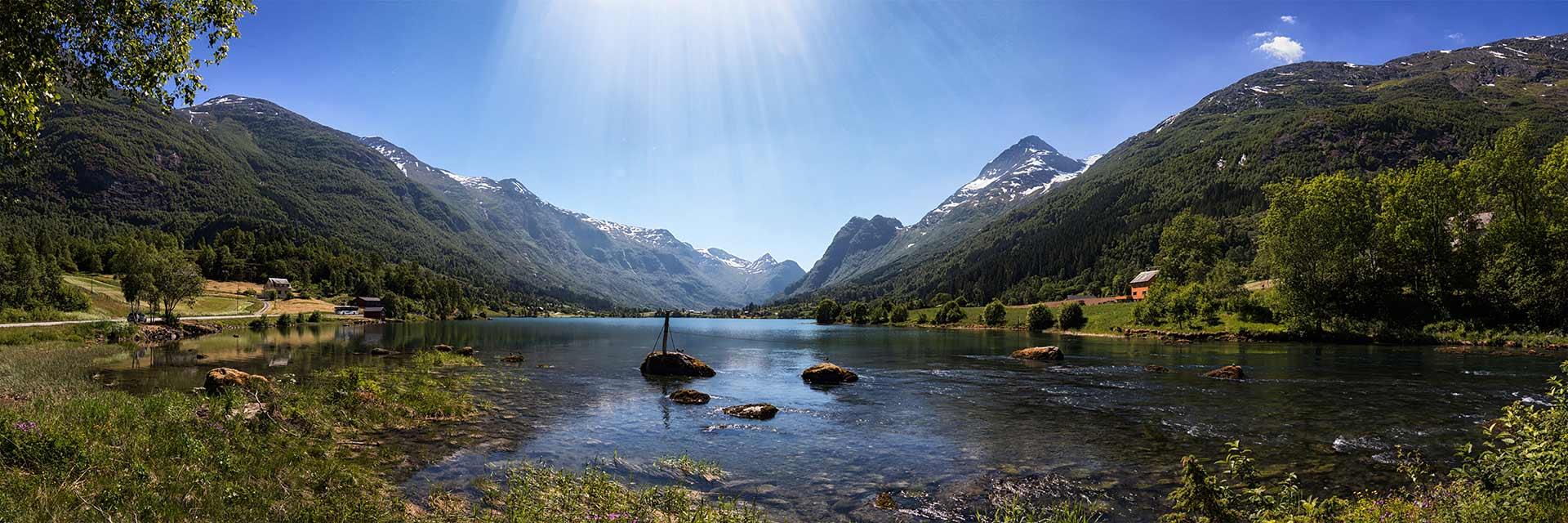 Noorwegen, Schotland, IJsland, reizen
