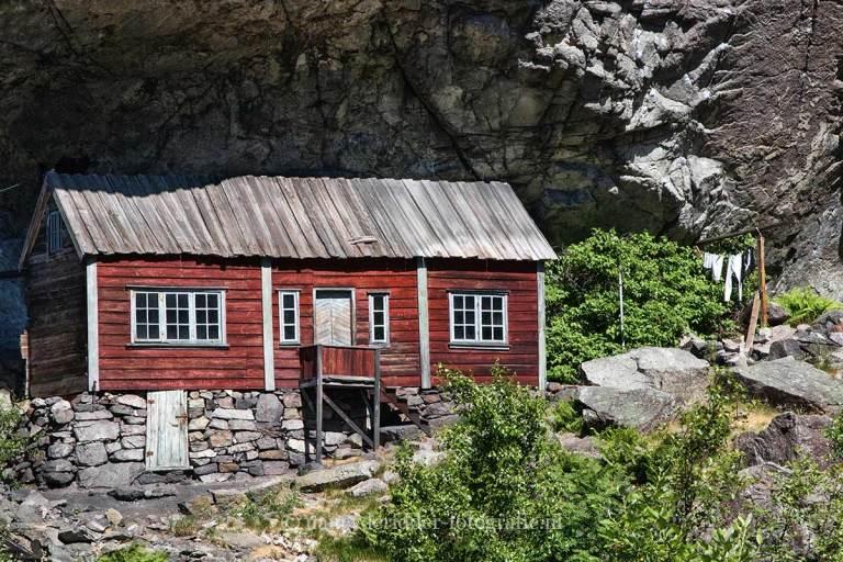 Noorwegen, fjorden, reizen, helleren