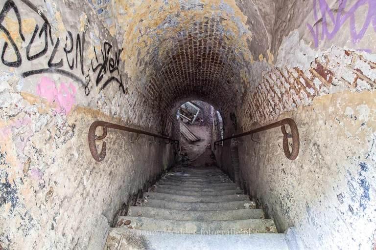 Fort de la Chartreuse, Urbexlocatie