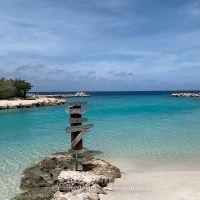- reizen, Curacao -