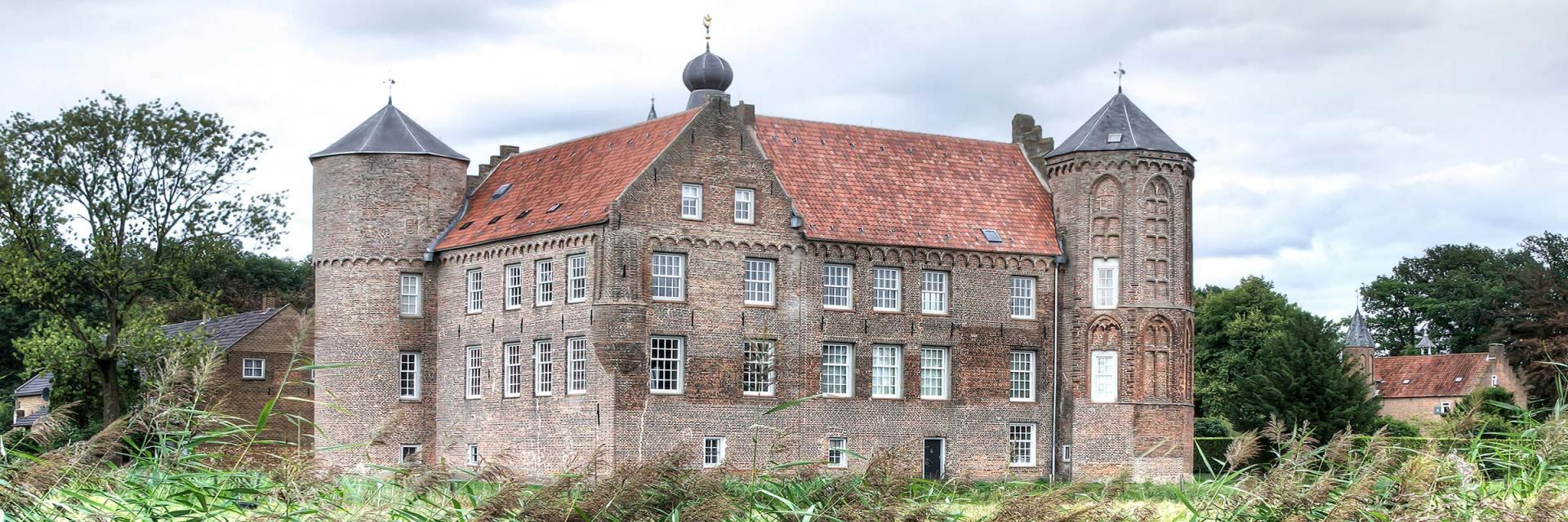 Kasteel Croy, Noord Brabant, geschiedenis