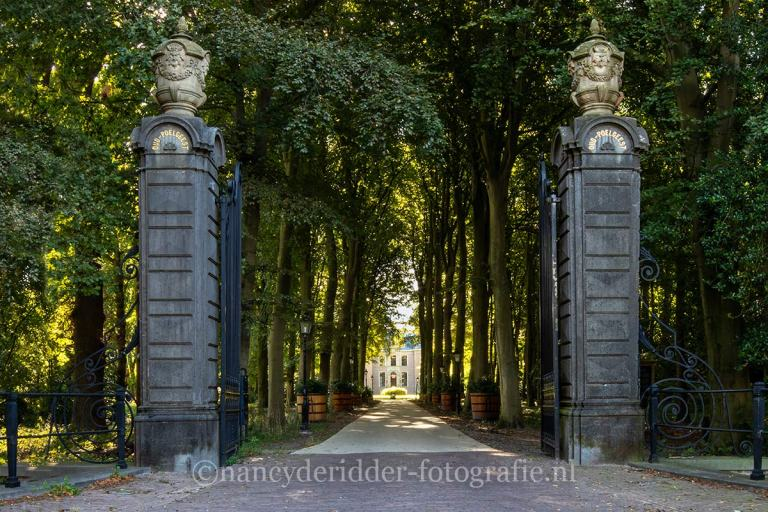 kastelen, kasteel Oud-Poelgeest, Zuid-Holland