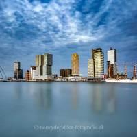 Rotterdam, Skyline, steden
