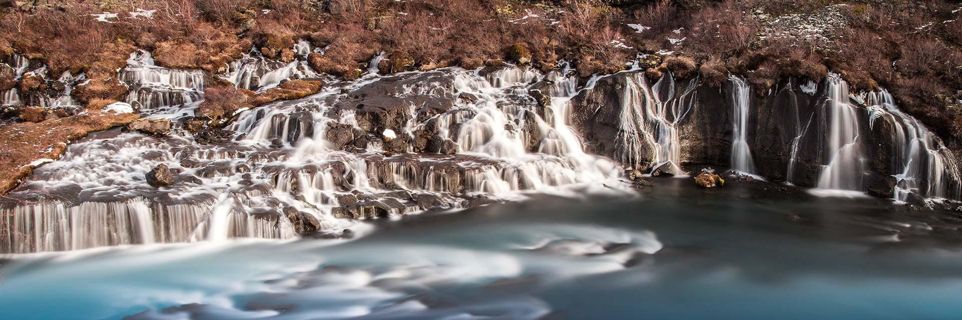 watervallen, natuurgeweld, natuurfotografie