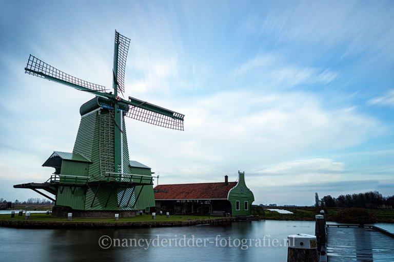 Overige-Steden, Zaanse Schans, molens