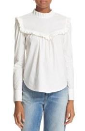 ruffled-blouse