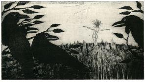 'Medusa, Scarecrow'