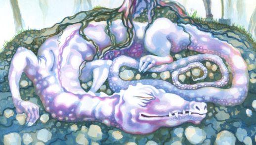 Detail of Dragon