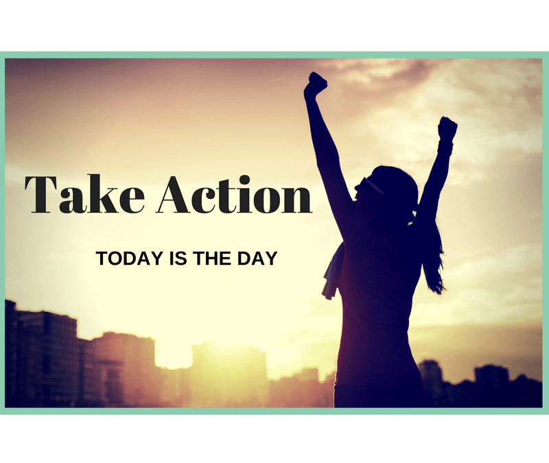 Today is a Day for Action