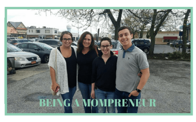 Being a mompreneur – releasing the guilt!